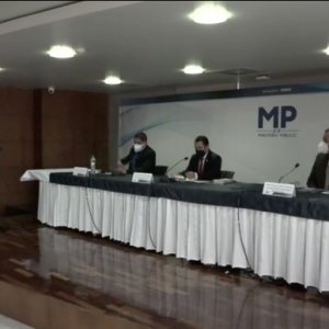 """MP investiga al """"Bufete de abogados VIP""""."""