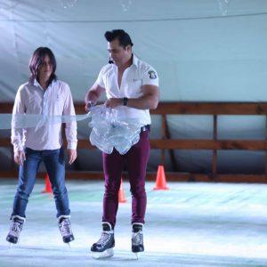 Mixco inaugurará su pista de patinaje sobre hielo.