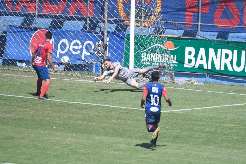 Resultado Municipal vs Xelajú, Torneo Apertura 2020