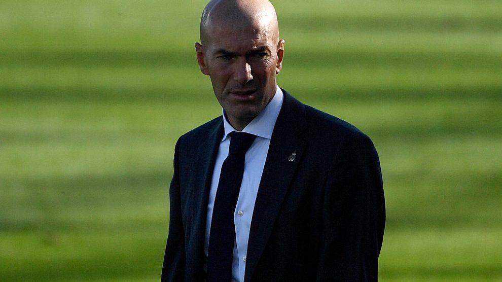 Zidane habla sobre recuperación de Hazard