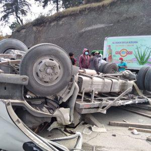 Accidente en Salcajá, Quetzaltenango