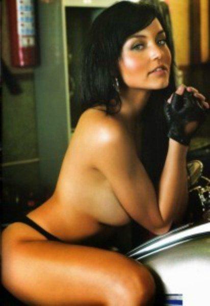 Angelique Boyer desnuda