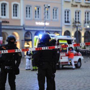 Conductor atropella a varias personas en Trier, Alemania