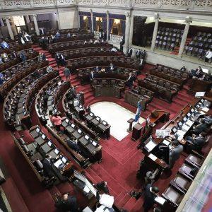El Congreso debe realizar la elección de magistrados judiciales.