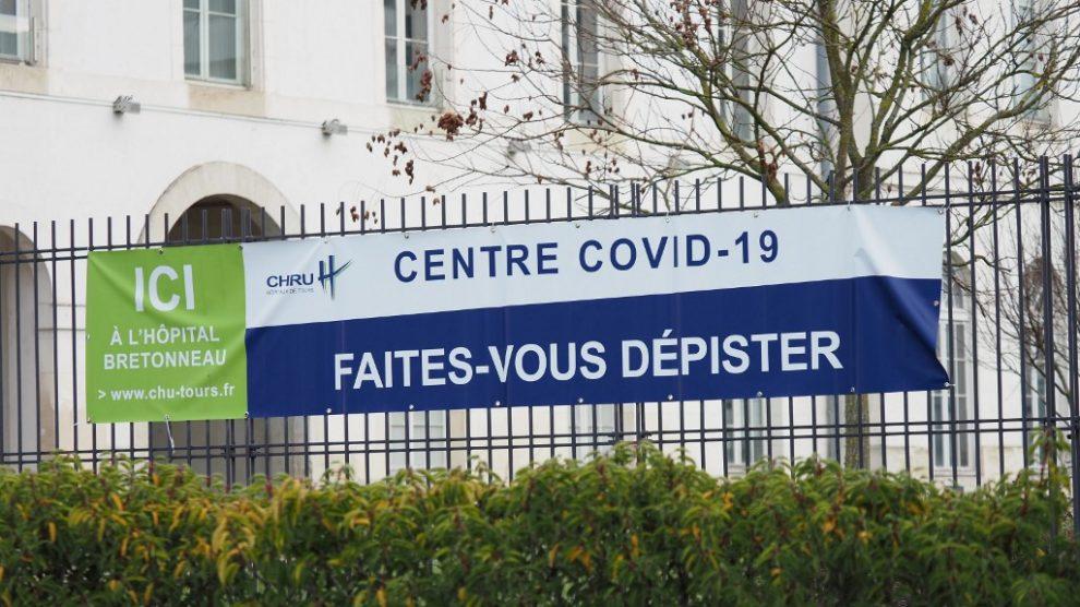 Covid-19 en Francia