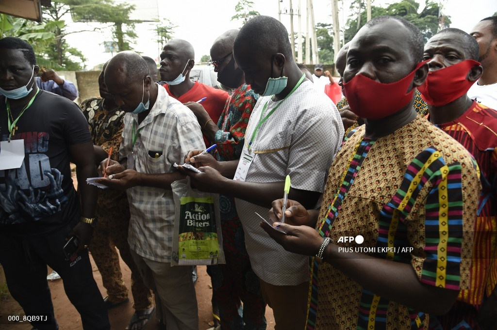 Coronavirus en Nigeria
