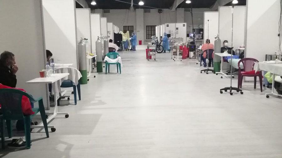 Hospital del Parque de la Industria