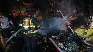 incendio en café Rayuela