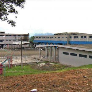 Cárcel en Esmeraldas, Ecuador