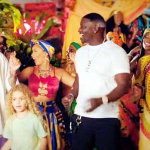 Maffio y Akon