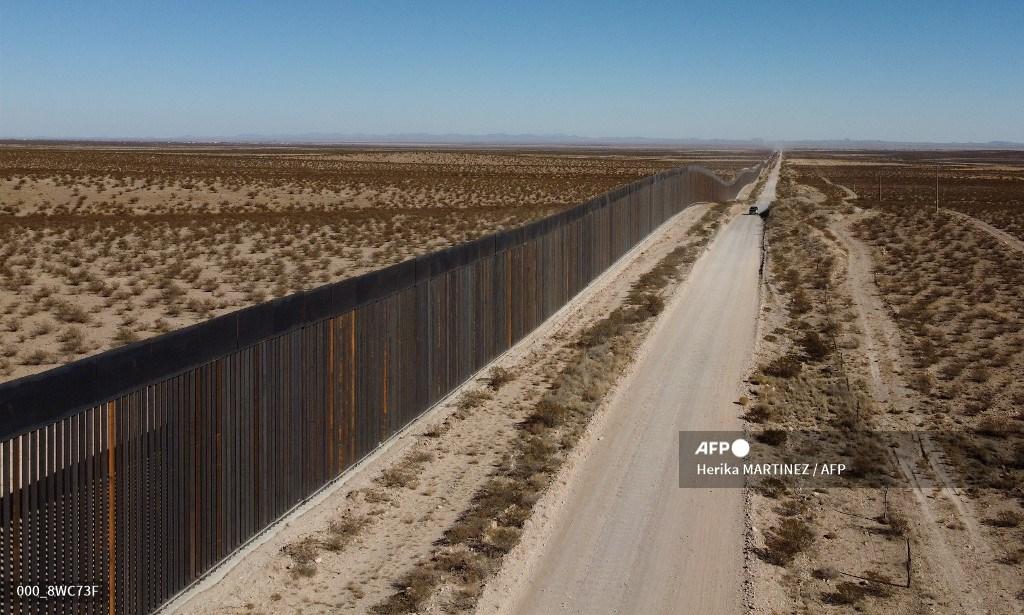 Muro fronterizo de Donald Trump