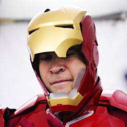 """Neto Bran: """"El casco me salvó la vida hace unos momentos"""""""