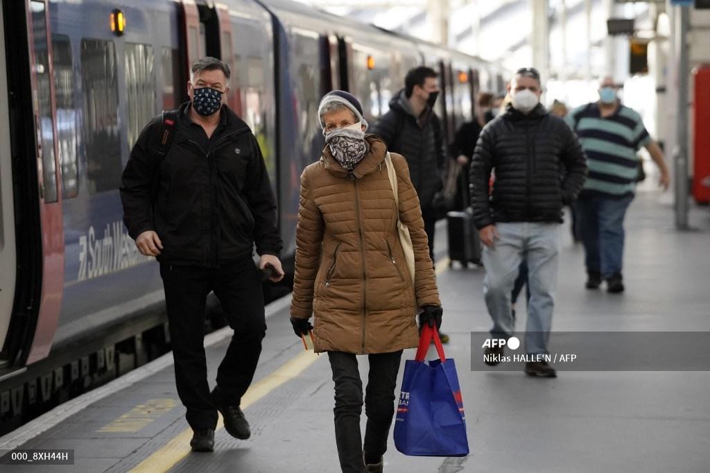 Coronavirus en el Reino Unido