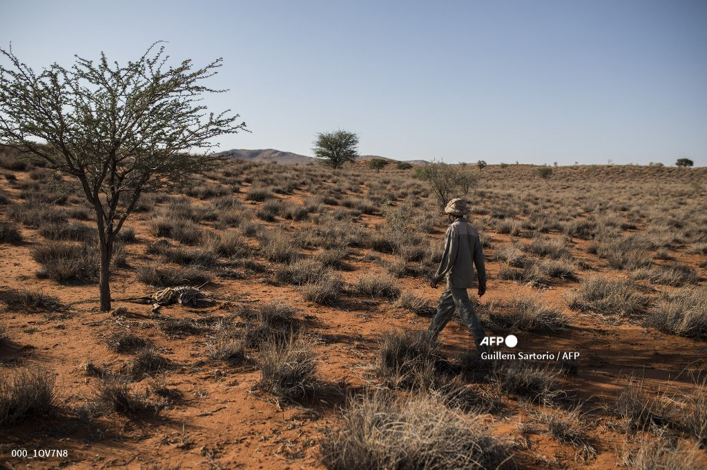 Sequía en África