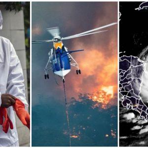Peores desastres naturales de 2020