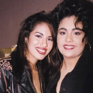 Selena y hermana