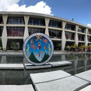 Rectoría de la Universidad de San Carlos (Usac).