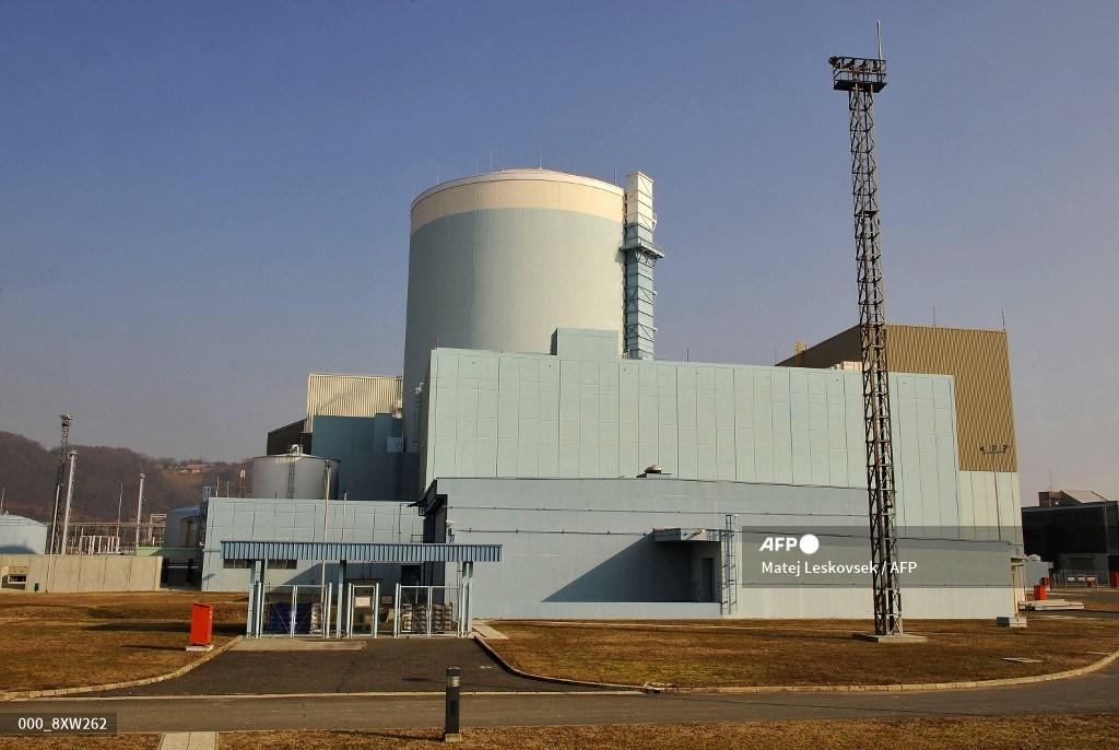 Central nuclear en Eslovenia