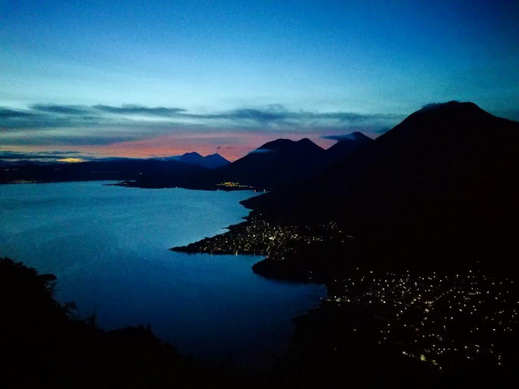 Volcanes de Atitlán