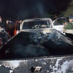 Localizan 19 cuerpos calcinados en poblado fronterizo entre México y EE.UU.