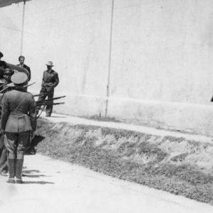 """José Miculax Bux, alias """"el Deschichador·, fue fusilado en julio de 1946."""