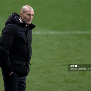 Lo que dijo Zinedine Zidane tras la eliminación del Madrid de la Copa del Rey