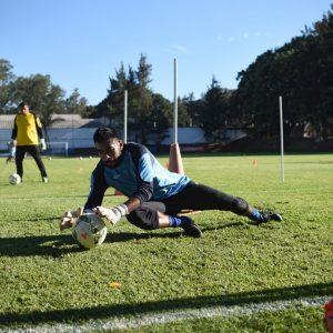 Paulo César Motta nuevo portero de Mixco