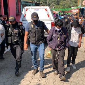 Autoridades buscan retomar el orden en Escuintla y evitar hechos criminales.