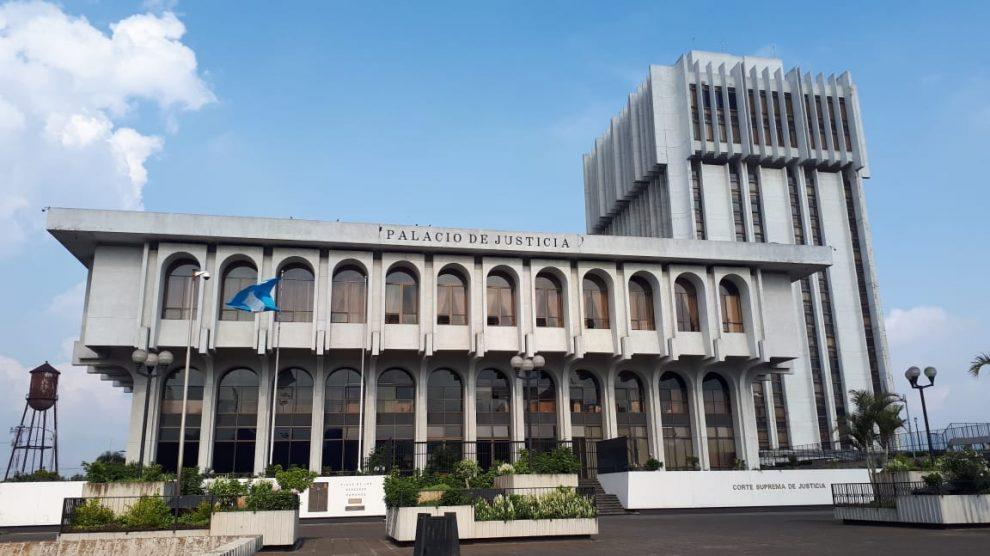 Sede del Organismo Judicial