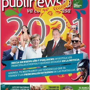 Edición impresa del 7 de enero de 2021
