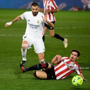 Real Madrid vs Athletic de Bilbao, semifinales Supercopa de España