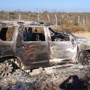 Masacre en Tamaulipas, en México.