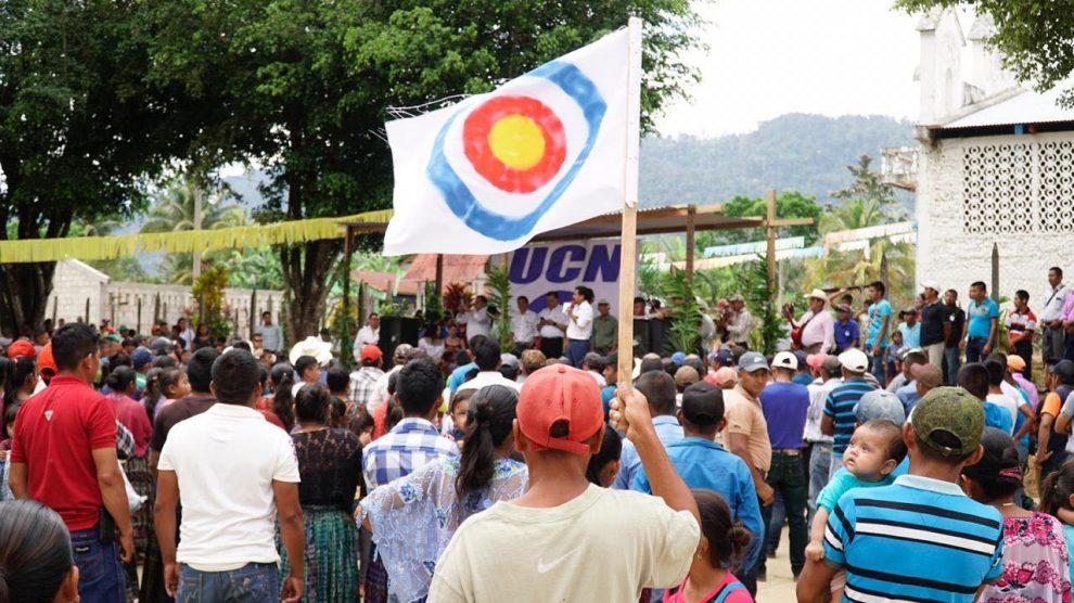 Unión del Cambio Nacional (UCN).