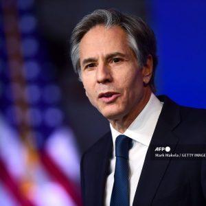 Antony Blinken, nuevo secretario de Estado de Estados Unidos