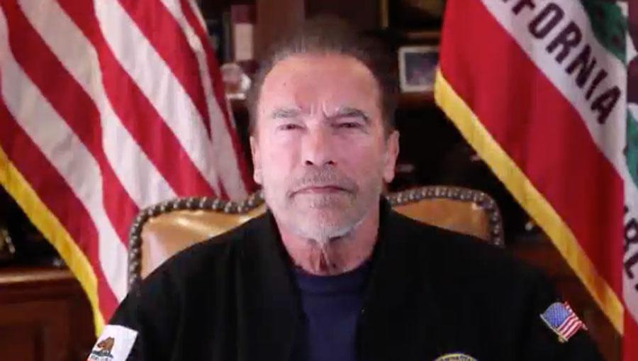 Arnold Schwarzenegger en Twitter
