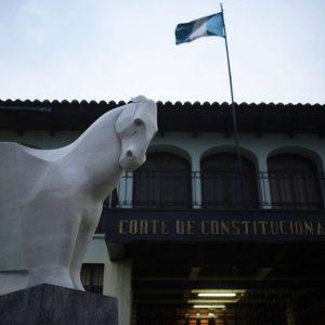 Corte de Constitucionalidad CC magistrados