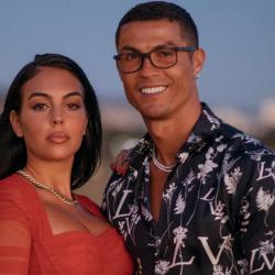 Cristiano Ronaldo tuvo tiernos detalles con Georgina Rodríguez