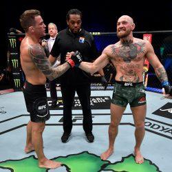 VIDEO. Conor McGregor cae por la vía del nocaút en su regreso al octágono