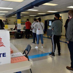 Elección en Georgia, enero 2021