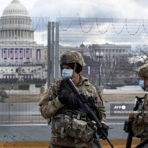 Guardia Nacional en Washington