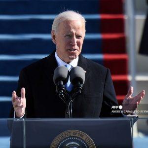 Joe Biden jura como el 46° presidente de Estados Unidos