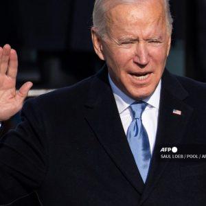 Joe Biden jura como 46° presidente de Estados Unidos