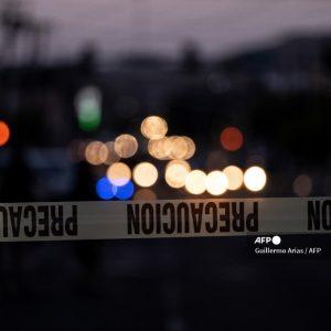Escena del crimen (Tiroteo en México)