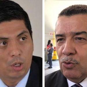 Mynor Moto y Estuardo Gálvez a segunda vuelta en elecciones del Cang