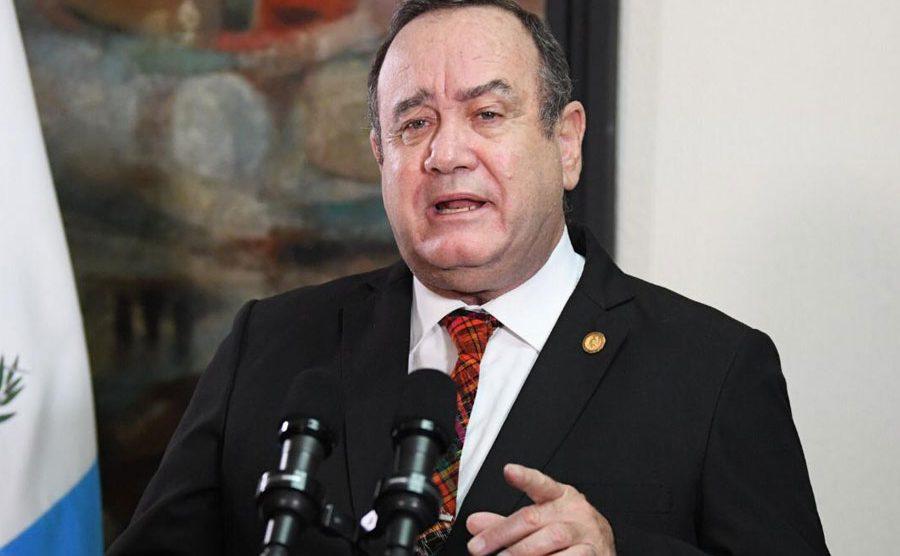 El gobierno de Alejandro Giammattei decretó un Estado de prevención para contrarrestar la tercera ola de contagios de COVID-19.