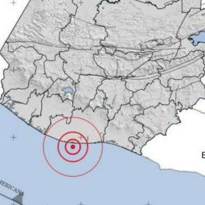 Temblor en Guatemala hoy, 1 de enero de 2021