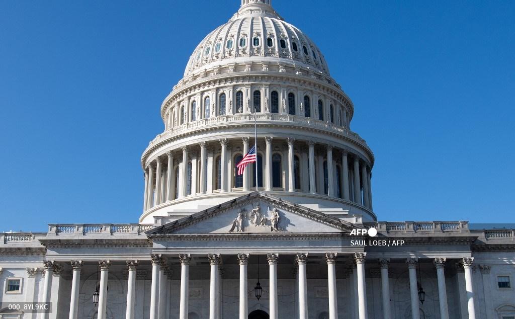 Capitolio, en Washington