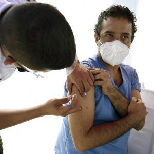 Vacunación por Covid-19 en México