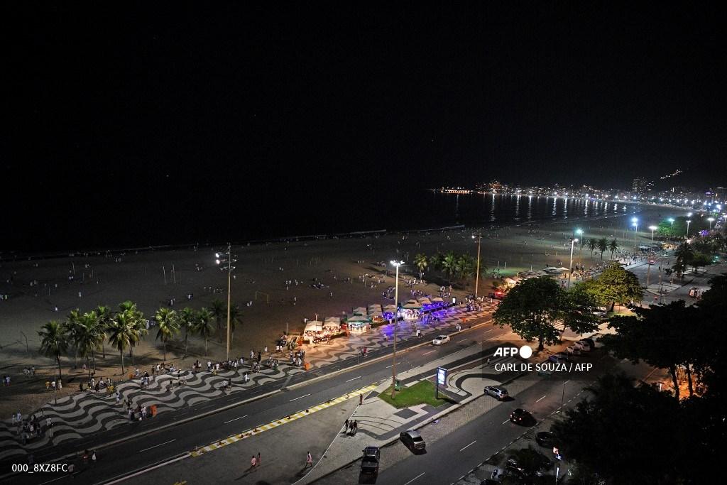 Año Nuevo 2021 en Rio de Janeiro