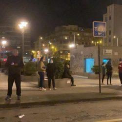 VIDEOS. Graban momentos de los tres terremotos seguidos en Granada